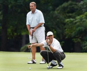 Golfing Presidents - Where does Barack Obama rank?