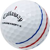 The skinny on the new Callaway Chrome Soft X golf ball!