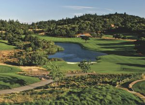 Which Golf Courses to pair with your wine -#1 in our Series!