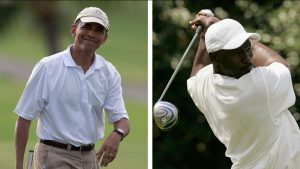 Obama not in Jordan's Foursome - Who makes up your dream foursome?