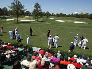 Augusta National's Driving Range is Unlike any Other.