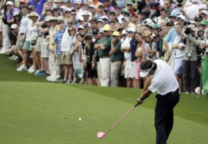 Bubba Watson's Top 5 Masters Shots - Even his Caddie did not believe #1.