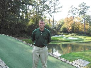The Daily Life of an Augusta National Greenkeeper!
