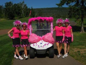 An Inspirational Story of Golf following Breast Cancer!