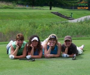 Ladies Join the EWGA – 120 Chapters in 41 States.