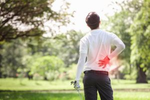 Top 4 things to prevent back pain on the course - #2 is critical!