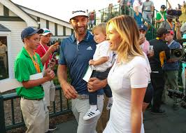 Dustin Johnson handles US Open loss with a lot of class!
