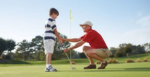 15 Reasons to Take Your Kid to the Course - #4 is important!