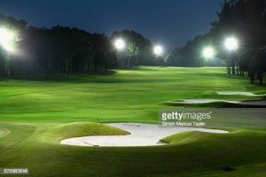 Have you ever played night golf - It's an absolute blast!
