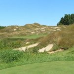 Whistling Straits with 1012 Bunkers - Watch out Dustin Johnson!