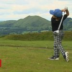 A Great golf swing from 6-year-old Jack Dirkin - The next Star?