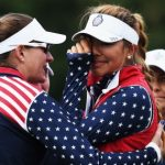 Suzann Pettersen Apologises for not conceding!