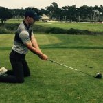 On your knees - A Great Drill to Improve Upper Torso Rotation!