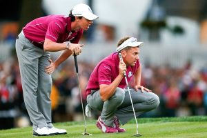 Rich Beem helps Poulter try to qualify for the Ryder Cup Team!