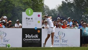 The Golf Drought is Ending in MI - Thanks to the LPGA!