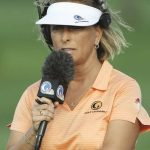Dottie Pepper - a great choice to replace Feherty on CBS.