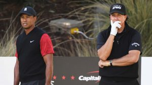 Woods and Mickelson are still the Top Brands in any Sport!