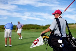 8 Things you need to know if you want to be a caddie!