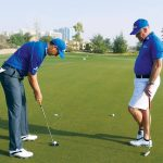2 Simple Drills from David Howell to improve your Putting!