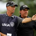 """Listen in as Phil and """"Bones"""" Mackay discuss shot strategy!"""