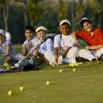 Encourage your kids to play golf and they will thank you forever!