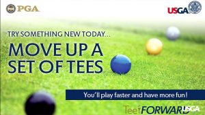 Ladies - which set of tees should you be playing from?