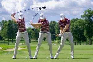 Powerful Swing Sequence of Euro Tour Star Danny Willett!