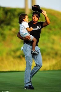 Jason Day's 5 Tips to get your kids started in golf - #3 is key!