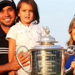 Golf Digest photoshoot with Jason Day but Dash is the star!