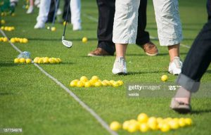 In order to practice correctly you first have to go to the range!