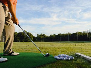 This is a new (and effective) way to practice on the range!