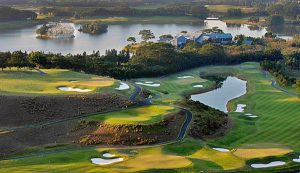 Which are the 18 toughest holes on the Euro Tour?