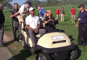 Tiger talks about his past and his future in golf and life!