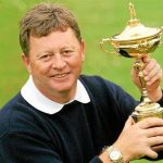 Ian Woosnam discusses hitting crisp long irons with ease.