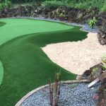 Build yourself a putting green at home!