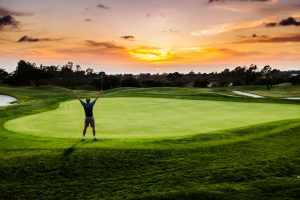 Playing golf as a single is tough these days - Is there a way?