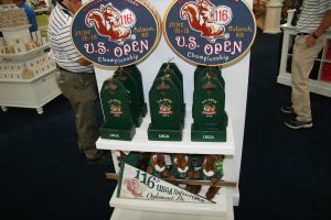 US Open Gear you can purchase whether you are there or not!