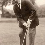 Ted Ray was the early John Daly - They didn't throw away the mold!