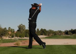 The swing that almost won the Open (again) Phil the Thrill!