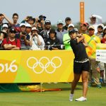 The Women's Olympic Golf Competition looks stronger than the men's!