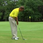 How to play a 3 wood from the edge of the green to save you strokes!