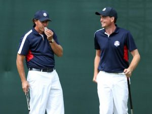 "Entertaining stories about Phil ""The Thrill"" Mickelson."