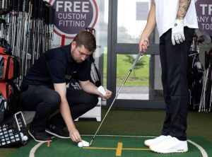 The 9 Important Steps to a Correct Clubfitting.