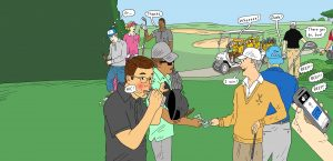 Rules of Golf Course Etiquette for Everyone!