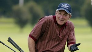 The Best of USA's Golfing Presidents.