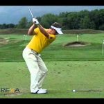 The role of the upper and lower body in the transition of the golf swing!