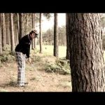 Getting out of the trees with European star Ian Poulter!