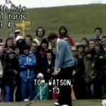 Farewell to Tom Watson - one of the greatest links players ever!