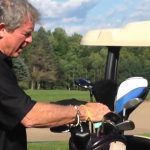 New Golf Wipes - Cool way to Clean Clubs & Balls While Playing!