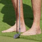 Stability from the Ground Up - Hit shots with bare feet!